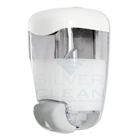 Doseador TRENDY SOAP Branco/Cinza