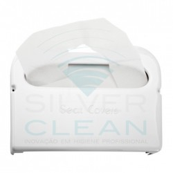 Dispensador BASIC Branco para Papel Cover Seat