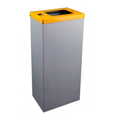 Papeleira Retangular Reciclagem (Pilhas)